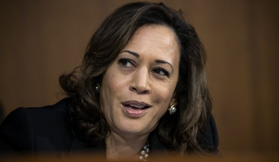 Editorial Kamala Harris As Tax Cutter Is A Costume That Won T Fool Anyone Washington Times