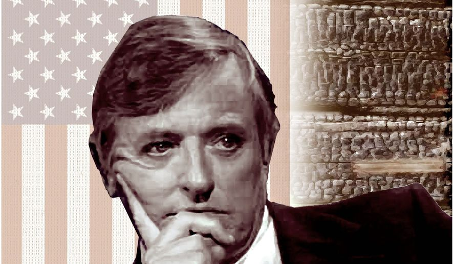 William F. Buckley, Jr.   The Washington Times