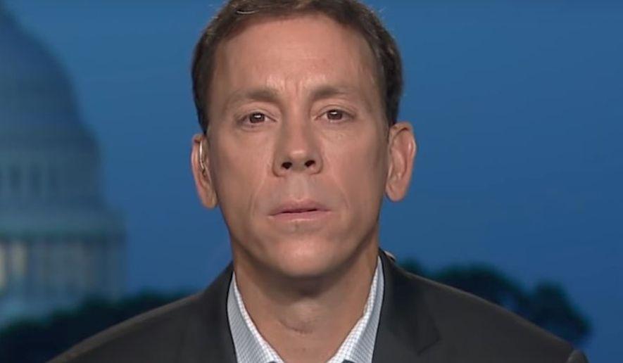 "Political journalist Jim VandeHei on MSNBC's ""Morning Joe."" (Wikipedia)"