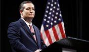 Republican U.S. Senator Ted Cruz takes part in a debate for the Texas U.S. Senate with Democratic Rep. Beto O'Rourke, in Dallas, Friday, Sept. 21, 2018. (Tom Fox/The Dallas Morning News via AP, Pool)