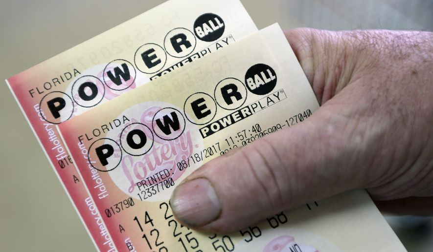 Powerball Winning Numbers Revealed For Wednesday 10 24 18 Washington Times