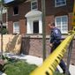 The bodies of Savvas Savopoulos, his wife Amy, their son Philip and Veralicia Figueroa were found May 14, 2015, after their Northwest home had been set ablaze. (Associated Press)