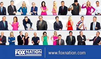 """Fox Nation, an on-demand subscription-based service featuring the network's top stars and primary content, goes live next month. The network previews the event on Sunday, when subscriptions will be available for """"Founding Members."""" (Fox News)"""