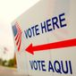 Over 29 million Hispanics are eligible to vote says Pew Research. But is the Hispanic vote a given for Democrats? Some analysts say no. (Associated Press)