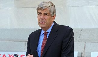 Businessman Bob Stefanowski is trying to give the Republican Party its first victory in a Connecticut governor's race in more than a decade, facing off against Democrat Ned Lamont. (Associated Press)