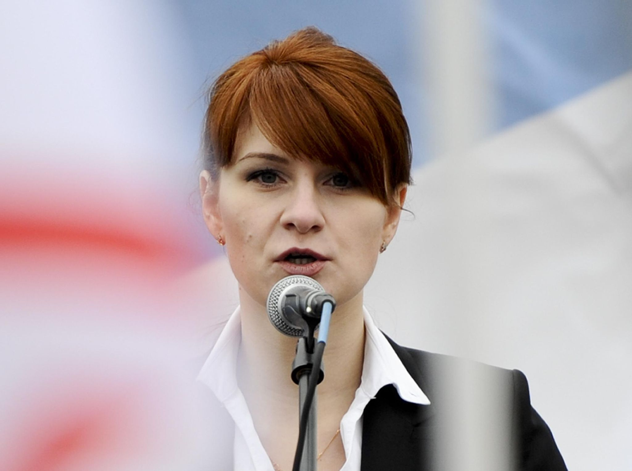 Maria Butina, alleged Russian agent, asks DOJ to dismiss charges