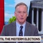 """Howard Dean, former chairman of the DNC, discusses the midterm elections on MSNBC's """"Morning Joe,"""" Nov. 1, 2018. (Image: MSNBC screenshot)"""