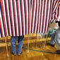 Midterm jitters? Predictions about the outcome of the midterms are few and far between, while polls appear to be all over the map. (Associated Press)