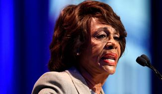 Maxine Waters   Associated Press photo