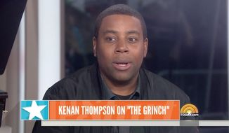 """Saturday Night Live"" comedian Kenan Thompson said Monday that his cast mate, Pete Davidson, ""definitely missed the mark"" with his mocking of Republican candidate and wounded veteran Dan Crenshaw. (NBC)"