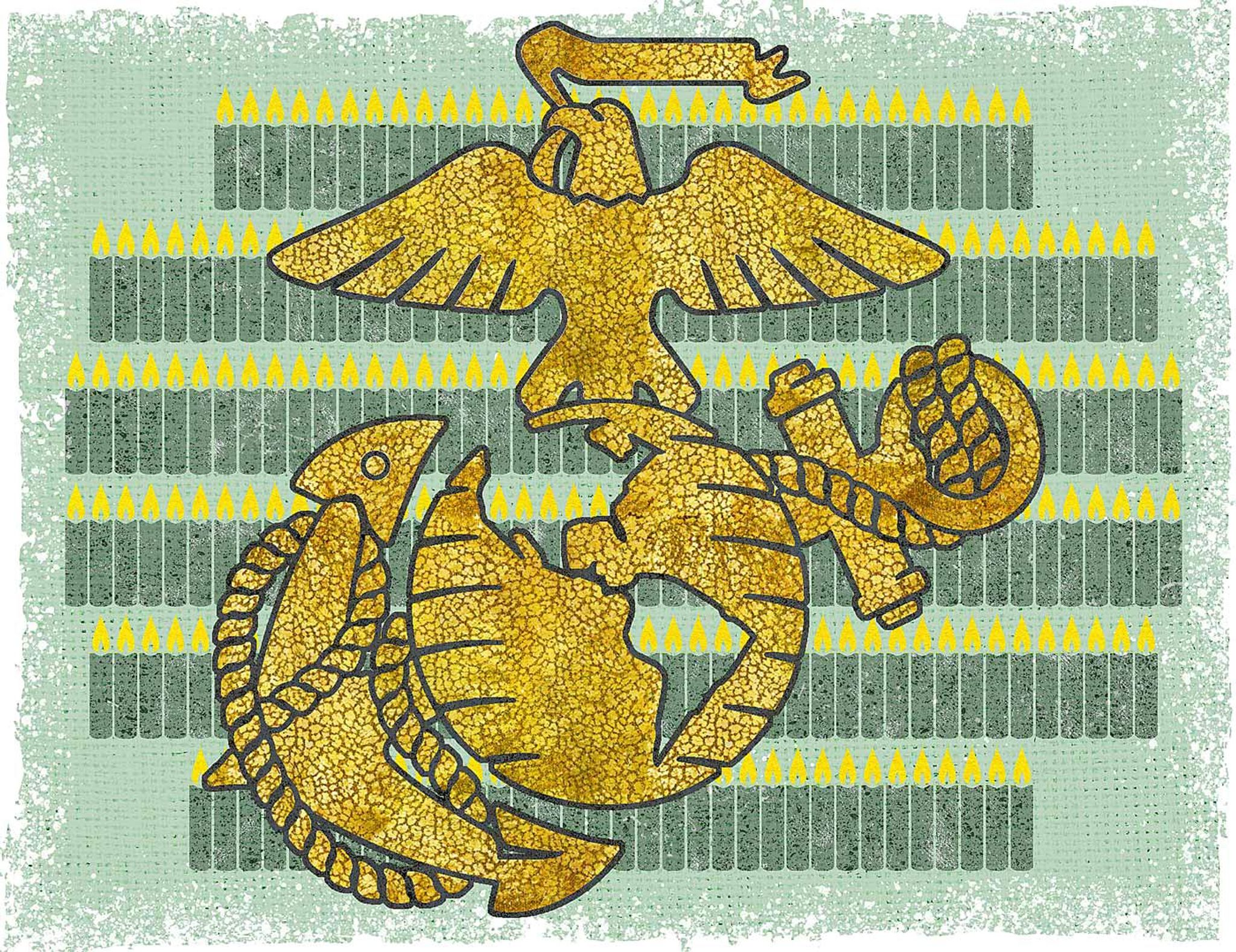 A birthday challenge for the Marine Corps