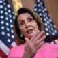 """Health care was on the ballot, and health care won,"" said House Minority Leader Nancy Pelosi, California Democrat, about the midterm election. (Associated Press)"