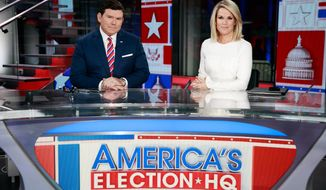 Fox News Channel was the No. 1 source for midterm election news on Tuesday, besting all broadcast and cable rivals, including NBC and CNN. (Fox News)