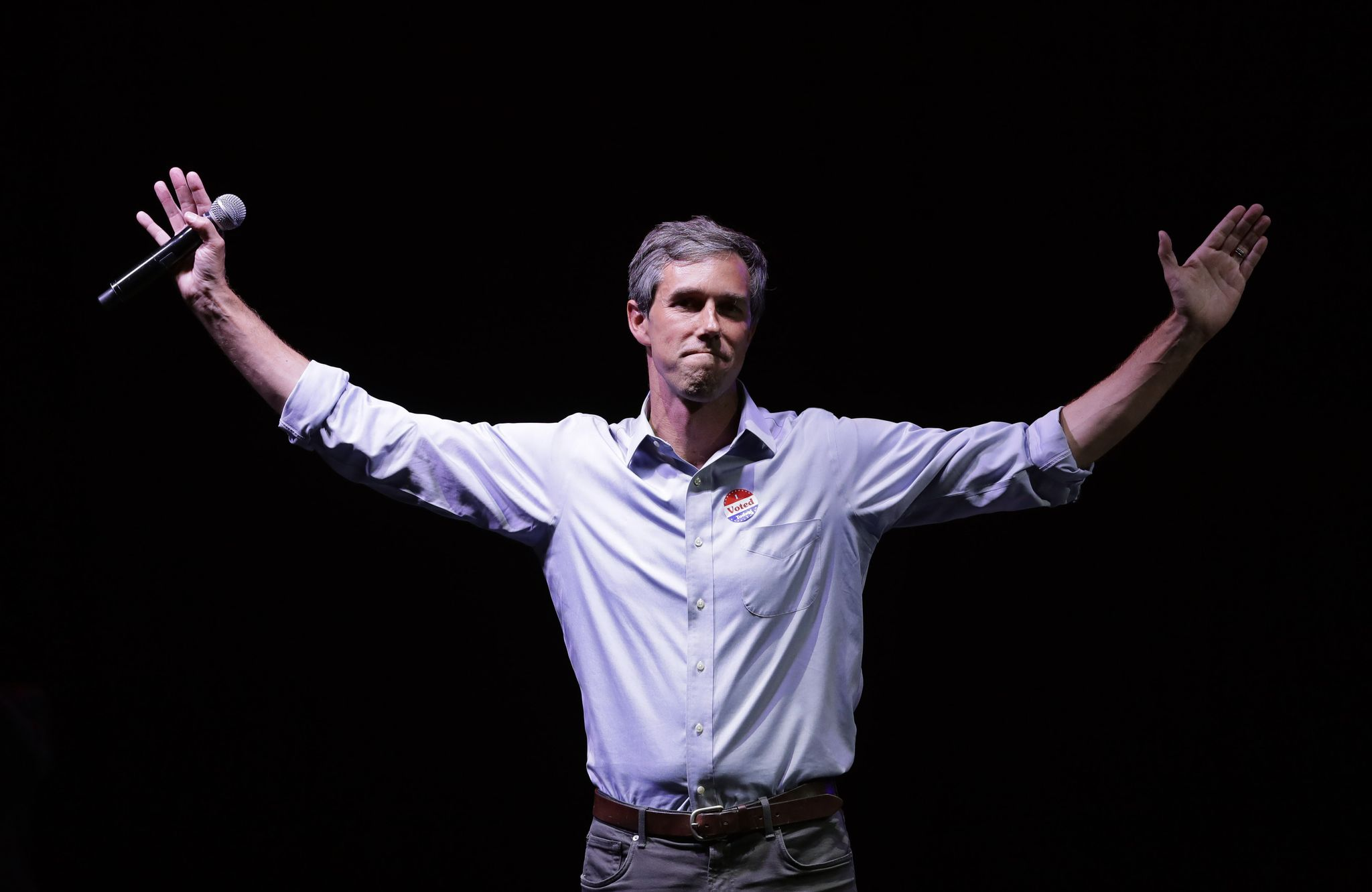 Beto O'Rourke's former bandmate: 'I can only hope you run for president'