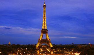 President Donald Trump, Bon Voyage to Paris (Sponsored)