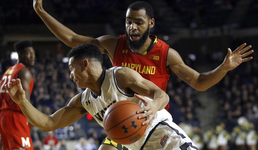 Maryland, Navy both see positive takeaways from Veterans