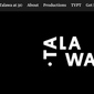Screen capture from the website for the Talawa Theatre Company.