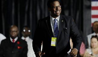 Sean Shaw, Democratic candidate for Florida attorney general, centered his campaign on joining anti-Trump lawsuits. Republican challenger Ashley Moody defeated Mr. Shaw for the position by a wide margin in Tuesday's elections. (Associated Press)