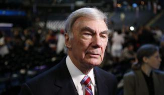 "Former ABC ""World News"" anchor Sam Donaldson. (Associated Press)"