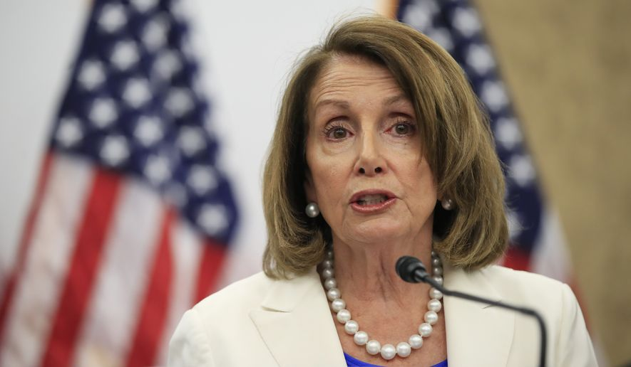 Rep. Nancy Pelosi, in line to become House speaker in the new Congress next year, signaled Democrats will pick their battles as they look to fulfill the campaign promises they made. (Associated Press)