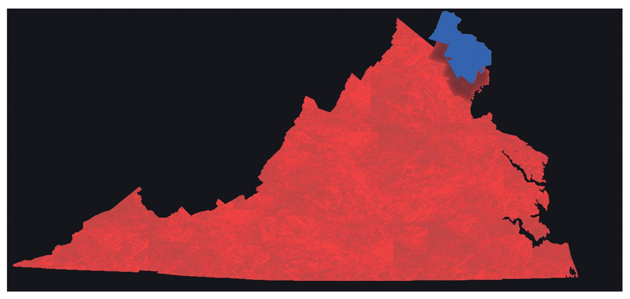 The 'Californication' of Virginia