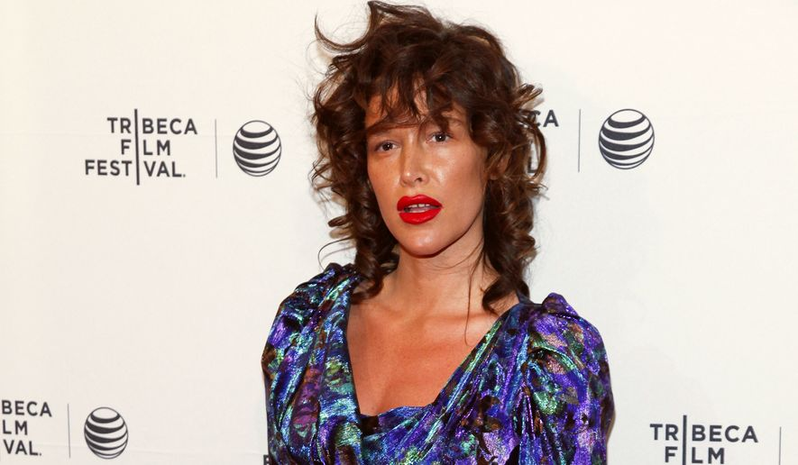"""In this April 19, 2015 file photo, Paz de la Huerta attends the Tribeca Film Festival world premiere of """"Bare"""" at the SVA Theatre in New York.  The lawyer for de la Huerta, who accused Harvey Weinstein of rape said Friday, Dec. 1, 2017,  that she is frustrated prosecutors have not yet brought criminal charges.  The Boardwalk Empire actress publicly accused the movie producer of raping her twice in 2010. She began speaking with police about the accusation in late October. (Photo by Andy Kropa/Invision/AP, File)"""