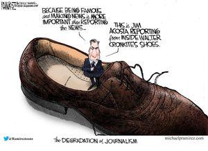 The Degradation of Journalism