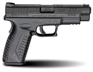Most popular new .45 caliber pistols