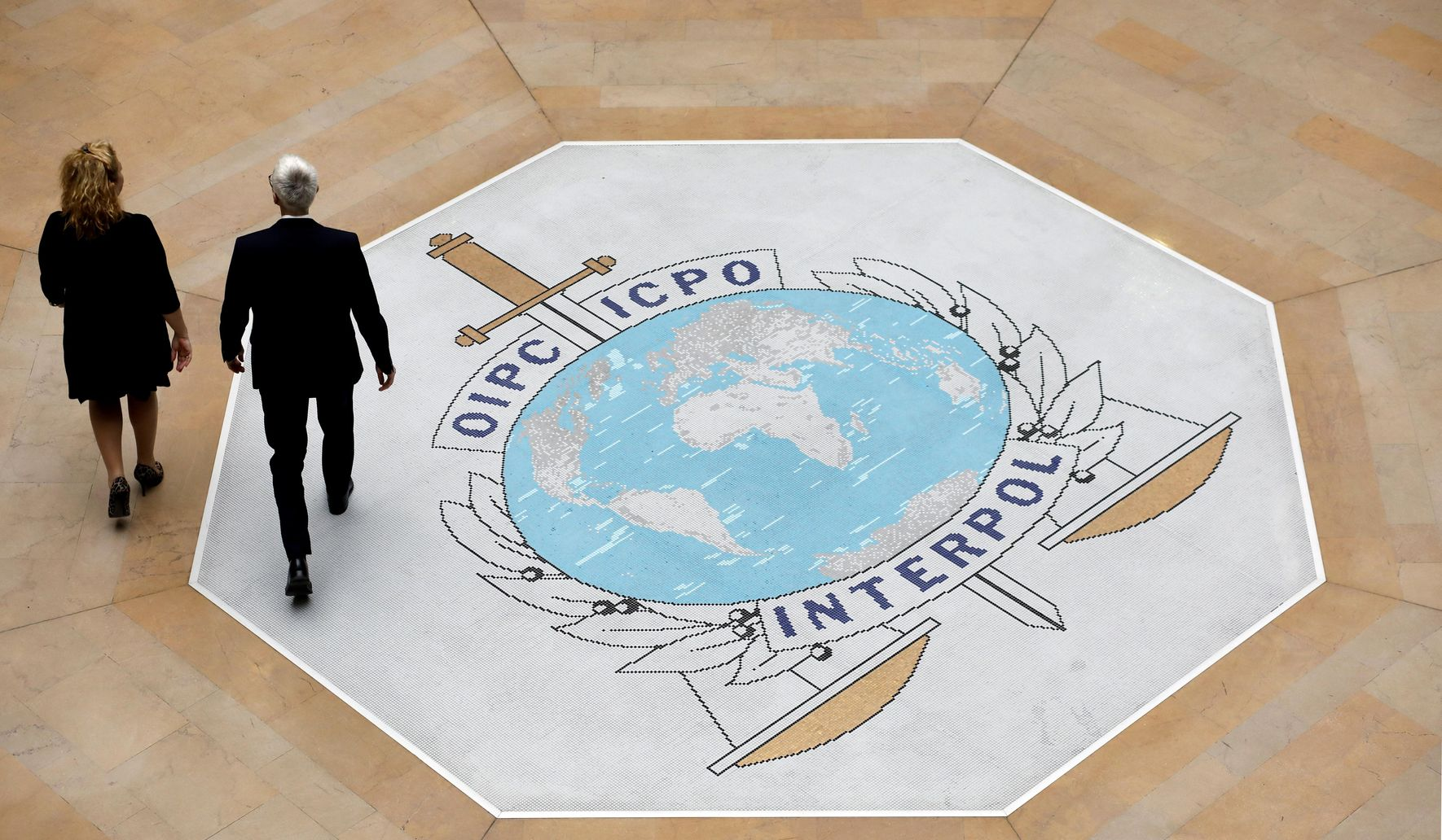 Russia appeals to Interpol in search of former Kremlin official suspec