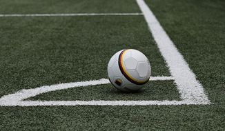 Soccer ball (site: Pixabay)