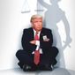 Illustration on Trump's impending legal challenges by M. Ryder/Tribune Content Agency