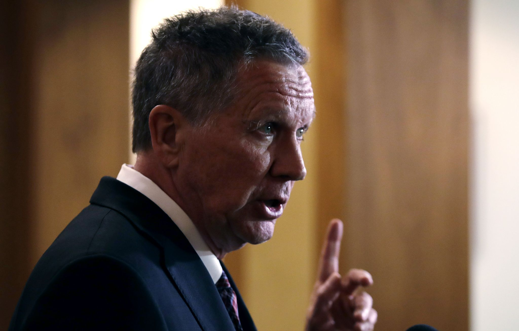 John Kasich sees opening for 2020 third-party or independent run