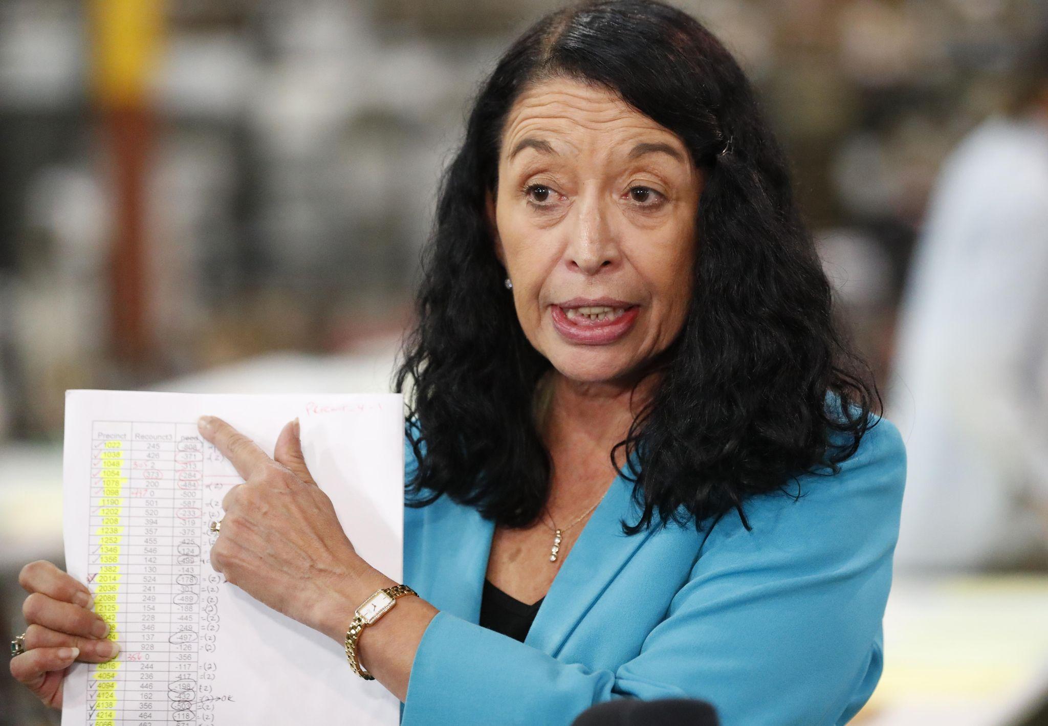 Florida governor suspends Palm Beach County elections supervisor