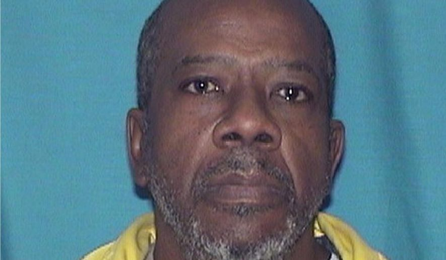 "This undated photo provided by the Illinois Department of Corrections shows Larry Earvin, a former inmate at Western Illinois Correctional Center in Mt Sterling, Ill. Ervian died in May from blunt trauma to the chest and abdomen following an ""altercation with correctional staff,"" according to the death certificate from Clinton County in southern Illinois. The death has been ruled a homicide, according to an autopsy obtained by The Associated Press. (Illinois Department of Corrections via AP)"