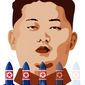 North Korea Resolve Illustration by Greg Groesch/The Washington Times