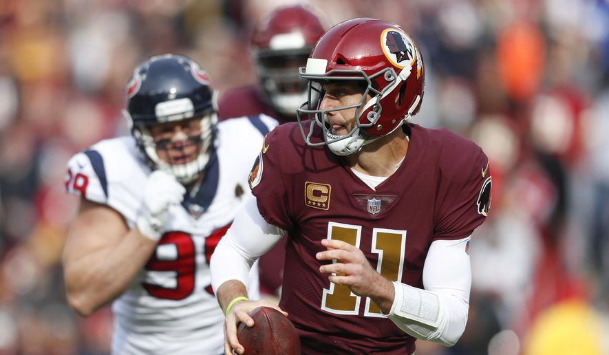 Bruce Allen Denies Report About Redskins Planning As If Alex Smith