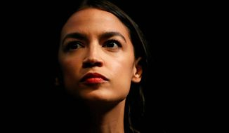 Alexandria Ocasio-Cortez. (Associated Press) ** FILE **