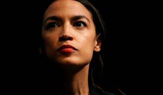 Alexandria Ocasio-Cortez. (Associated Press)