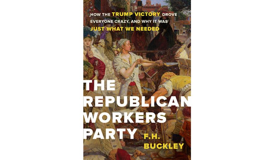 Best Fiends Egg Hunt 2020 BOOK REVIEW: 'The Republican Workers Party' by F.H. Buckley