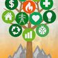 Forestry Management Illustration by Greg Groesch/The Washington Times