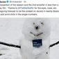 "Longtime meteorologist and reporter for The Weather Channel, Mike Seidel, is being mocked on Twitter after he used the gender-neutral term ""snowperson"" to describe what is widely known as a snowman. (Twitter)"