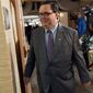 Former Rep. Blake Farenthold, Texas Republican, promised to repay $84,000 in a harassment settlement, but reneged after leaving office. (Associated Press)