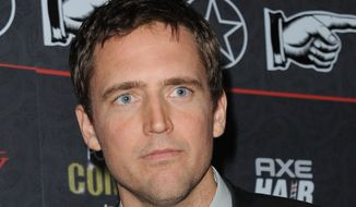 Owen Benjamin arrives at Variety Power of Comedy at Avalon Hollywood on Saturday, Nov. 17, 2012, in Los Angeles. (Photo by Richard Shotwell/Invision/AP) **FILE**
