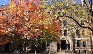 Princeton University. (Photo: Princeton University, Office of Communications) ** FILE **