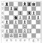 Caruana-Carlsen, Game 12, final position.