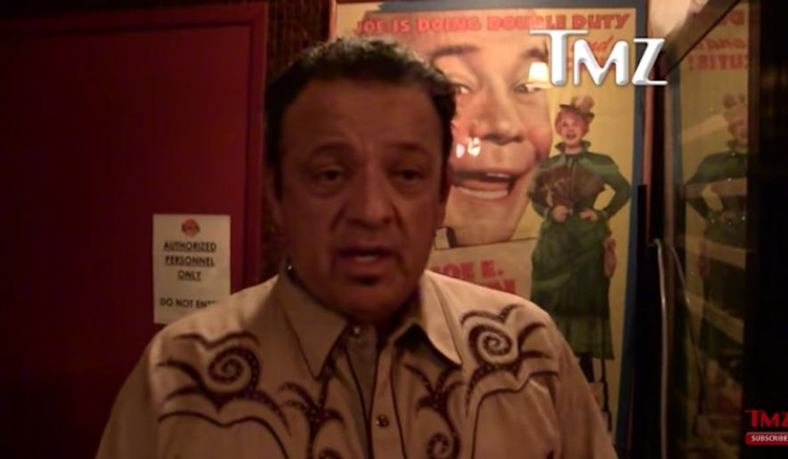 Latino comedian and actor Paul Rodriguez said he  39 s been the target of 4a509e1d1
