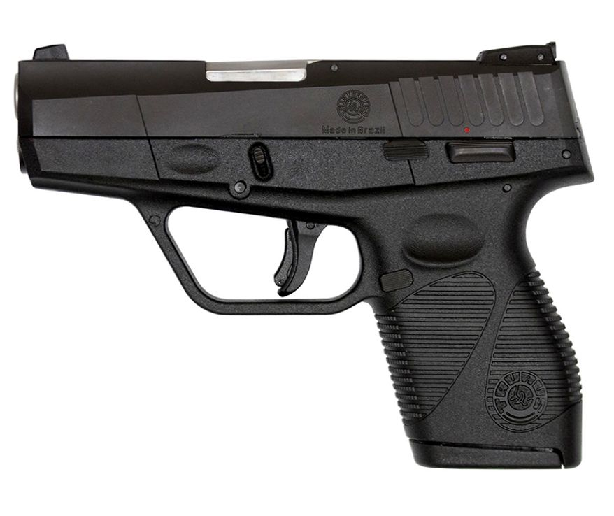 Taurus 709 SLIM is the name of this suave new entry into the Taurus line. No revealing lumps or lines makes concealed carry easier than other larger capacity guns. Cool, neat and ready to go-the Taurus Slim will be your companion for a long time to come. $209