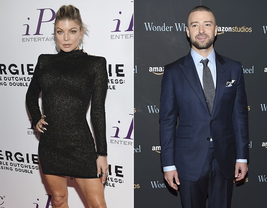 Fergie and Justin Timberlake hooked up in the late '90s. He was 16 and she was 23.