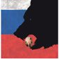 Illustration on Russian aggression against Ukraine by Alexander Hunter/The Washington Times