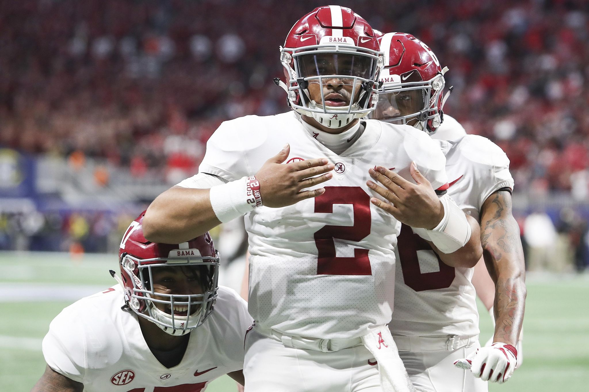 Jalen Hurts will transfer to Oklahoma, as Maryland misses out on top QB